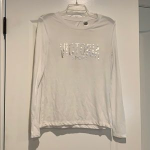 Like new VS sport long sleeve shirt